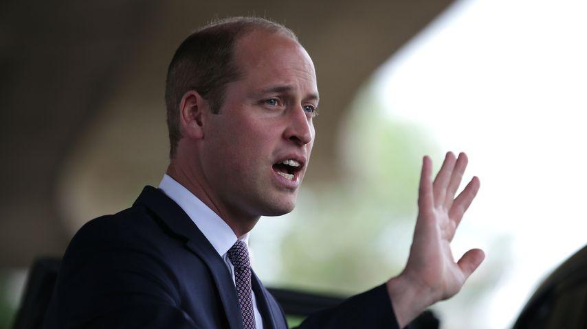 Dianas Tod: Prinz William rechnet mit hetzenden Paparazzi ab