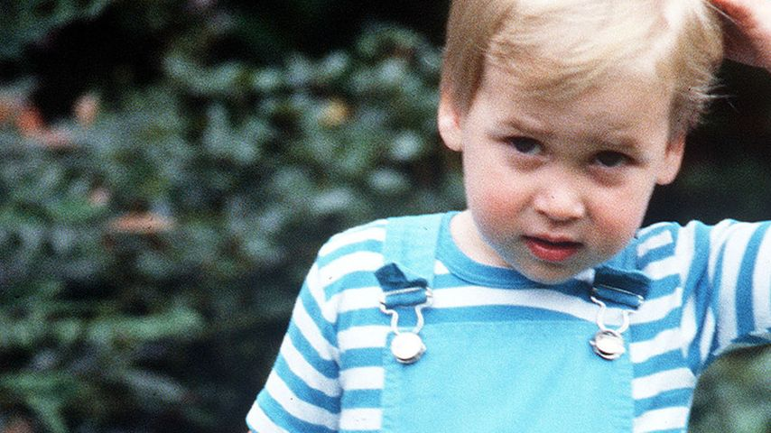 Prinz William: Dieser süße Fratz wird heute 30!