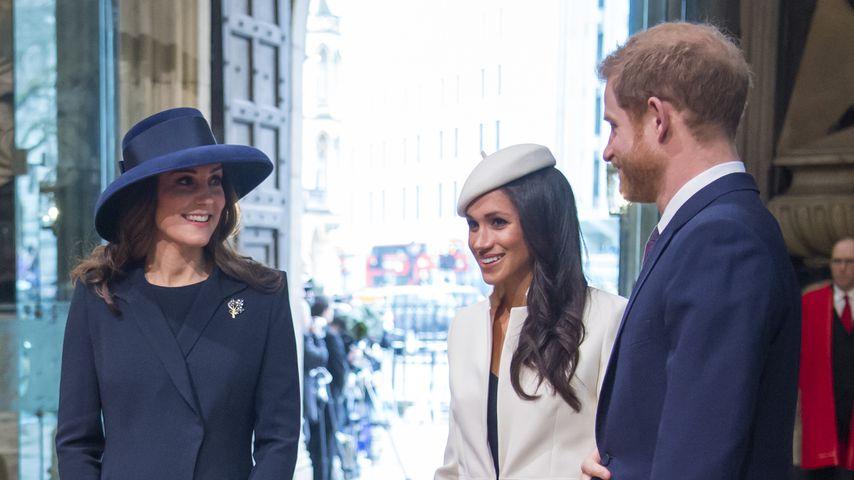 Kate als Amor: Sie half Harry sogar bei Verlobung mit Meghan