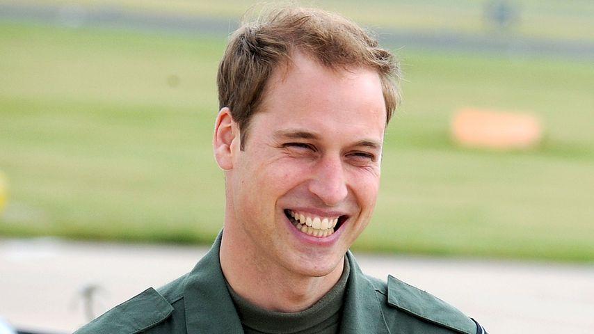Prinz William 2009 in England