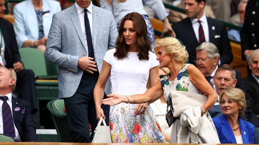 Hochkarätiges Wimbledon-Finale: Royals jubeln für Federer!