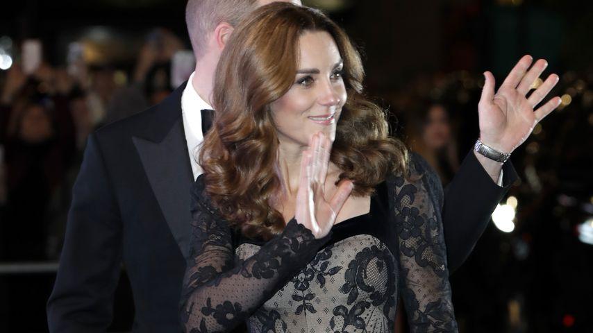 Prinz William und Herzogin Kate bei der Royal Variety Performance 2019