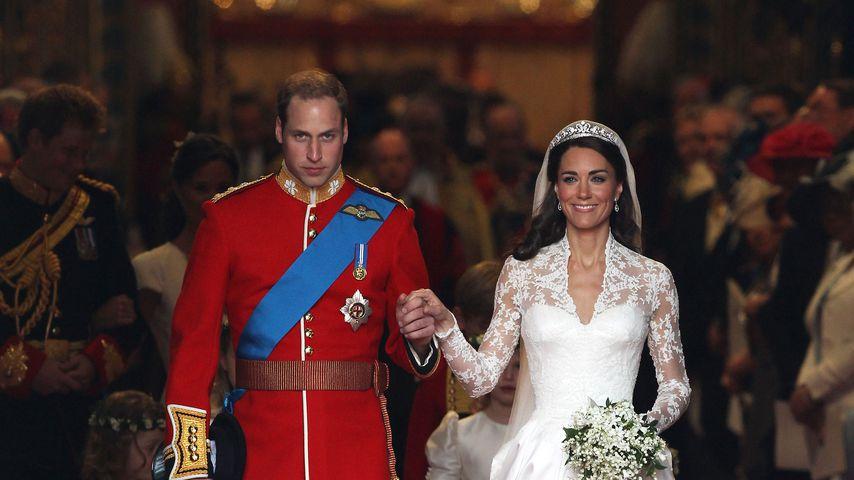 Prinz William verrät: So geht es der schwangeren Kate!