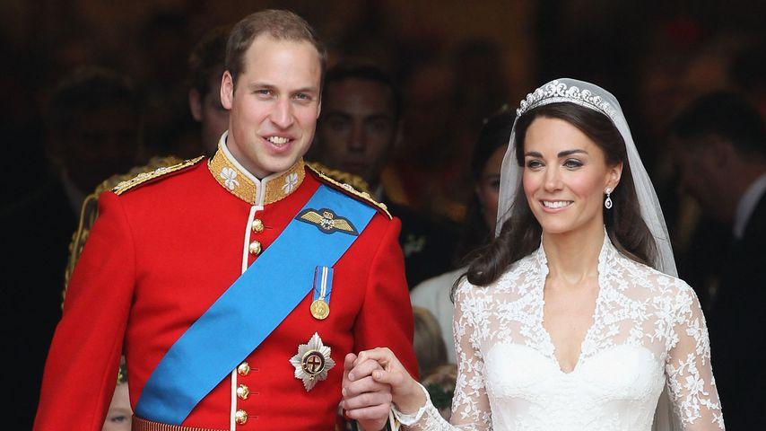 Prinz William und Herzogin Kate, Hochzeit 2011