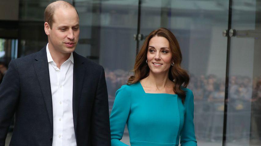 Nun doch? Kate und William feiern Weihnachten bei der Queen!