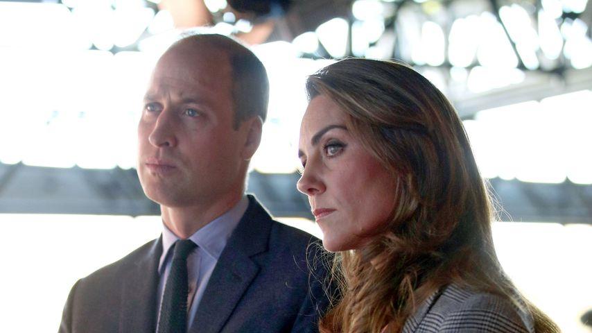 Prinz William und Herzogin Kate, November 2019