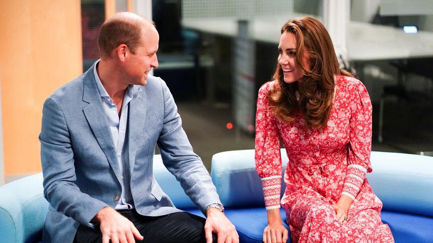 Prinz William und Herzogin Kate im September 2020