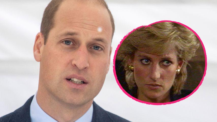 "Prinz William dagegen! ""The Crown"" behandelt Dianas Skandal"