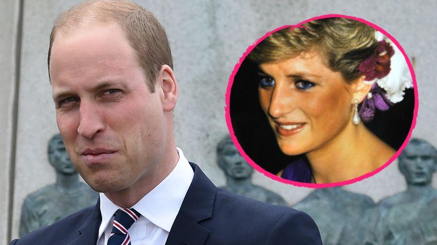Für Mama Dianas Schutz: Prinz William wollte Polizist werden