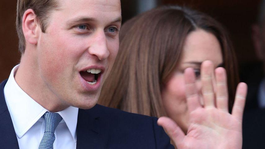 Bald-Papa Prinz William kündigt als Rettungs-Pilot