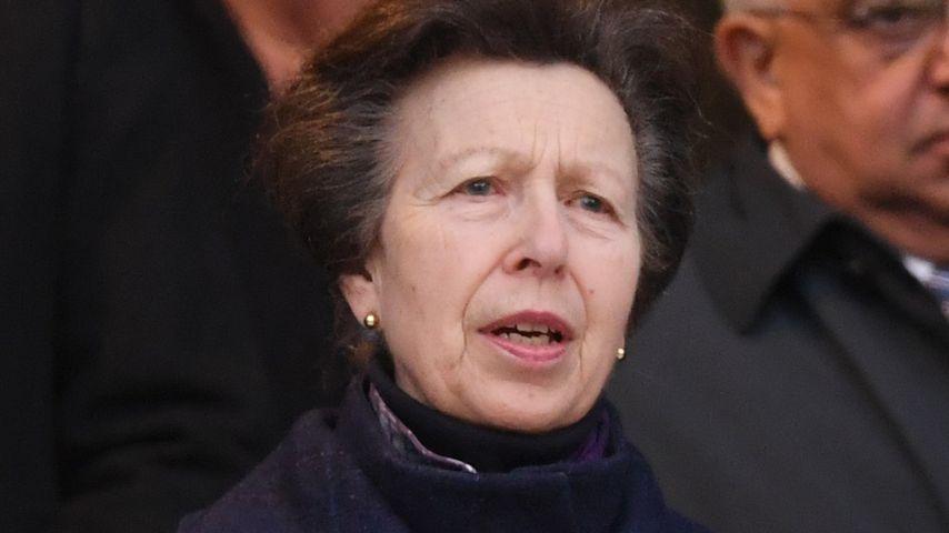 Prinzessin Anne, 2019