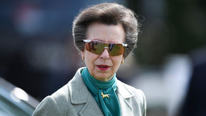 Prinzessin Anne im Mai 2019 in London