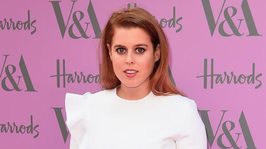 Prinzessin Beatrice im Juni 2018 in London
