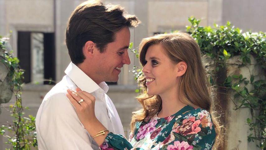 Zur Verlobung: Süße Liebeserklärung von Edoardo an Beatrice