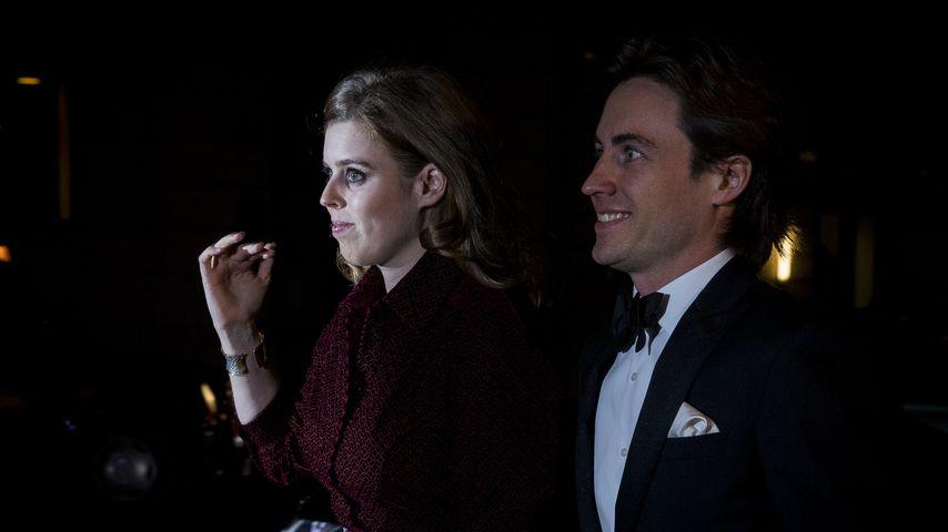 Prinzessin Beatrice und Freund Edoardo