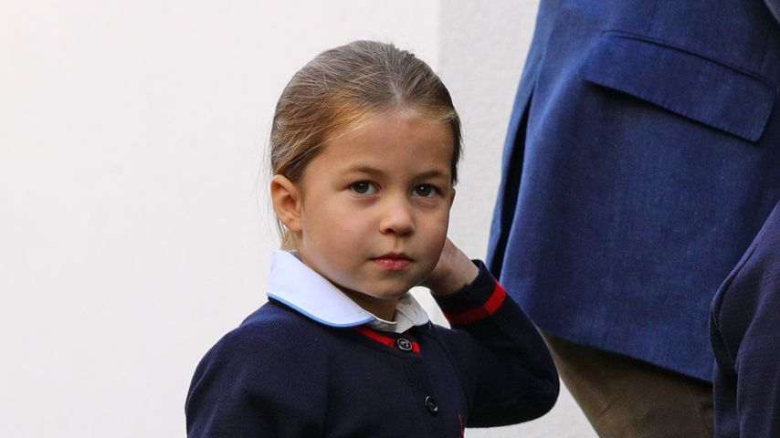 Prinzessin Charlotte im September 2019 in London