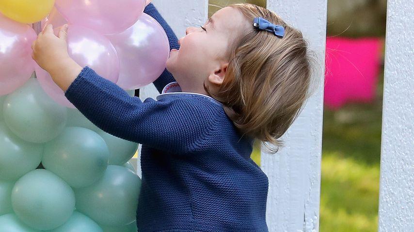 """Prinzessin Charlotte auf der """"Children's Party"""" in Victoria"""