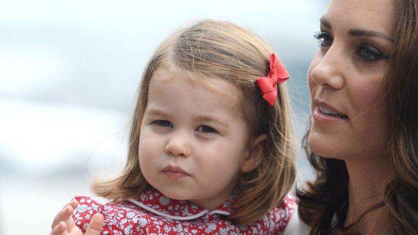 Kindergarten-Kind Prinzessin Charlotte: Das erwartet sie!