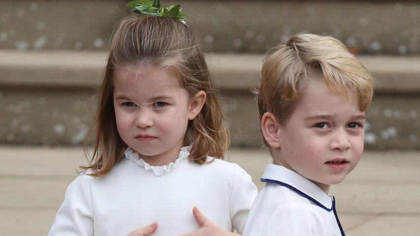 Wie Prinz George? Auf diese Schule geht Prinzessin Charlotte