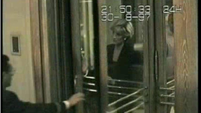 Prinzessin Diana, 1997 in Paris