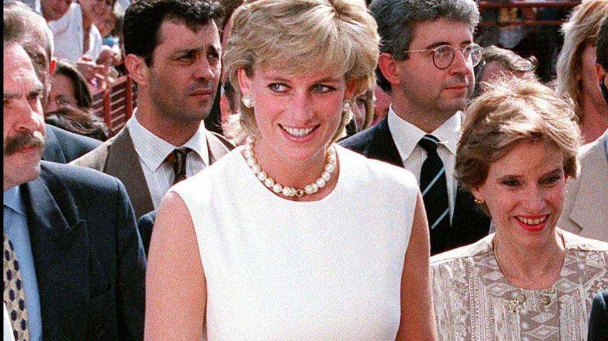 Prinzessin Diana in Argentinien, 1995