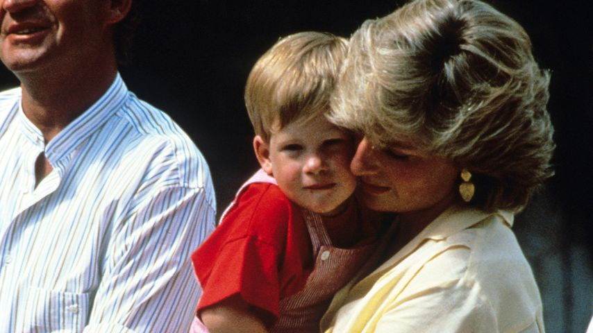 Prinz Harry emotional: Er will Diana (✝36) stolz machen!