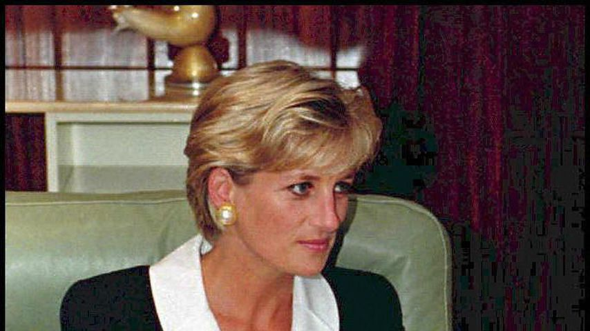 Prinzessin Diana, 1997