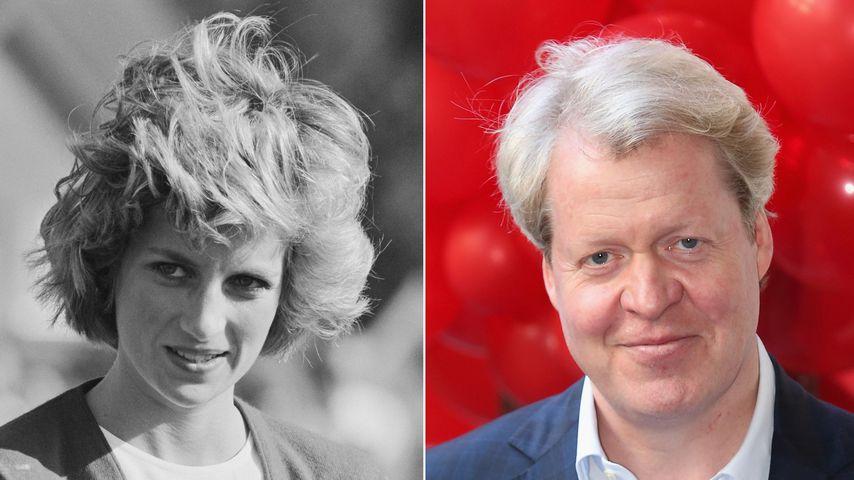 Zu Dianas Ehren: Ihr Bruder Charles moderiert Legacy Awards