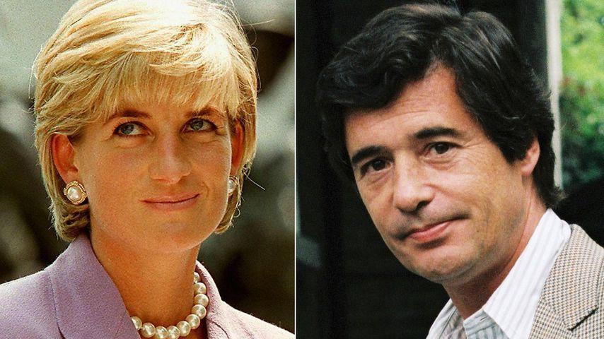 21 Jahre nach Prinzessin Diana: Ihr Ex-Lover ist gestorben!