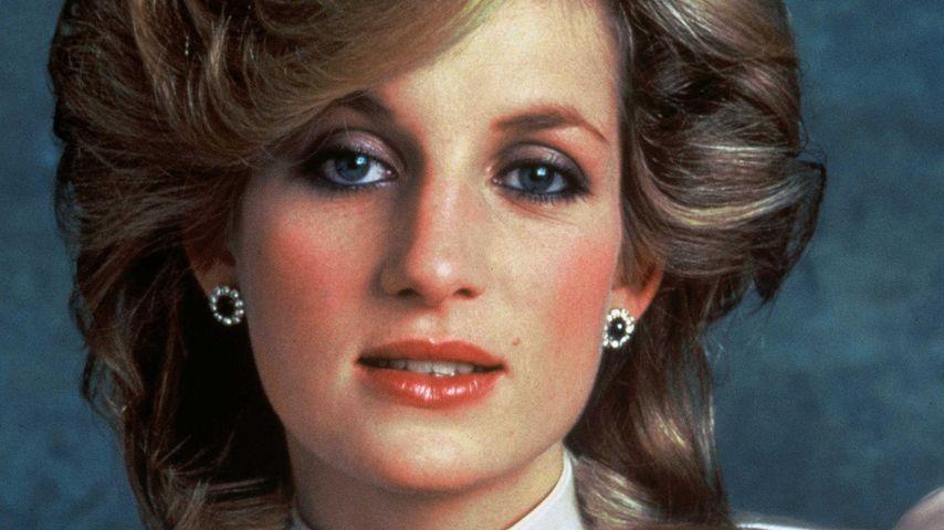 Prinzessin Diana und Prinz Harry im Jahr 1984