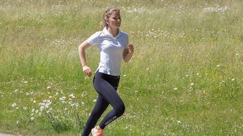 Prinzessin Elisabeth im Mai 2020