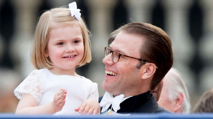 So süß verzaubern Estelle & Leonore die Schweden-Hochzeit