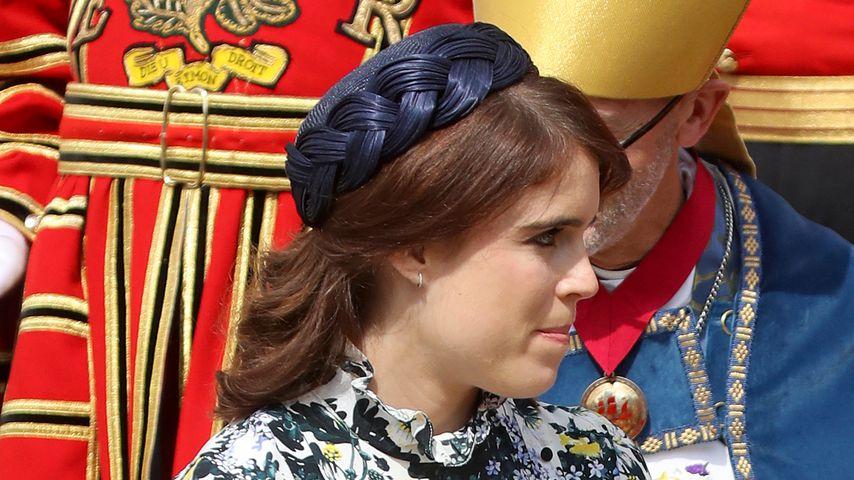 Prinzessin Eugene beim Royal Maundy Service