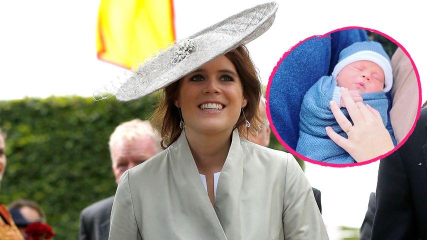 Prinzessin Eugenies Baby: Erste Fotos und Namensverkündung