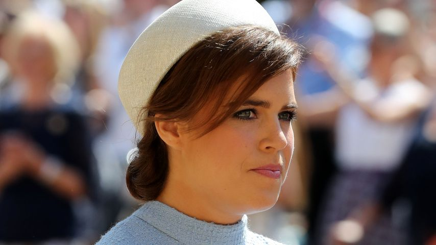 Prinzessin Eugenie im Mai 2018
