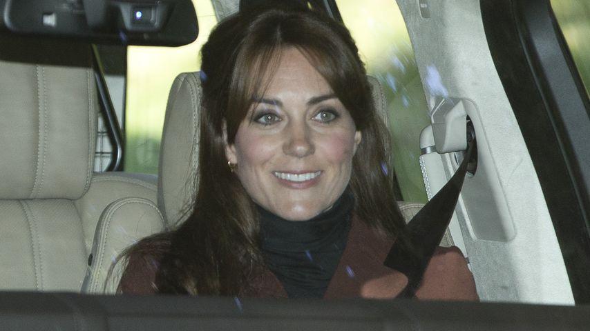 Stil-Ikone: Herzogin Kate überrascht mit neuer Frisur!