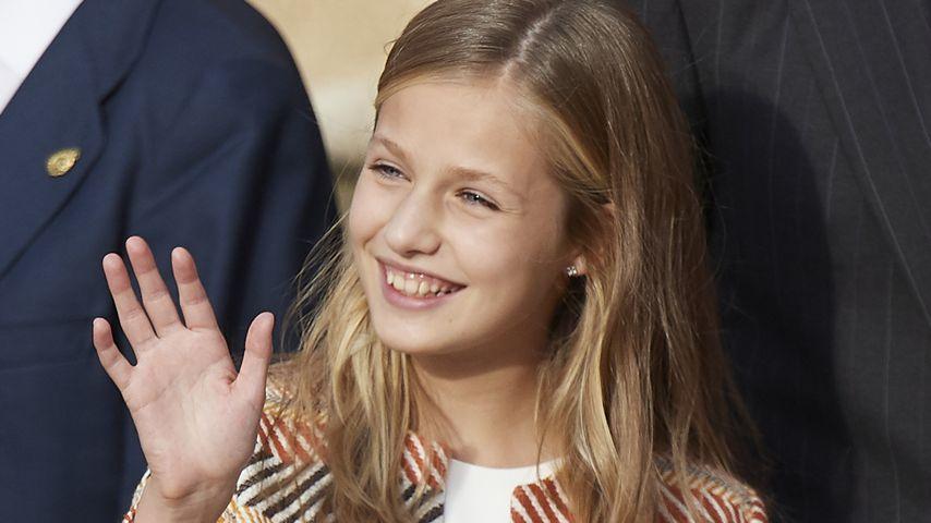 Prinzessin Leonor von Spanien 2019