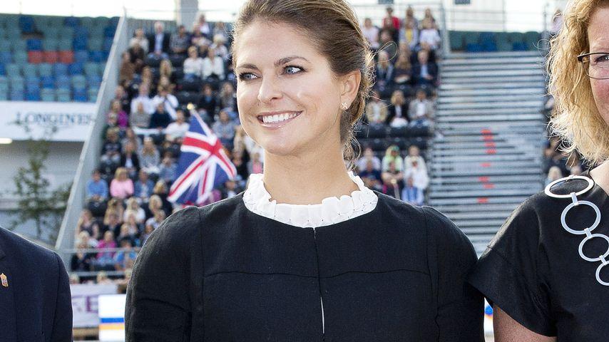 Königin Silvia: Madeleines Baby-News sollten geheim bleiben