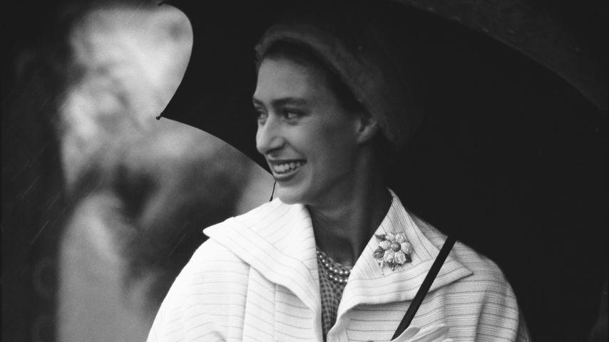 Prinzessin Margaret im August 1958