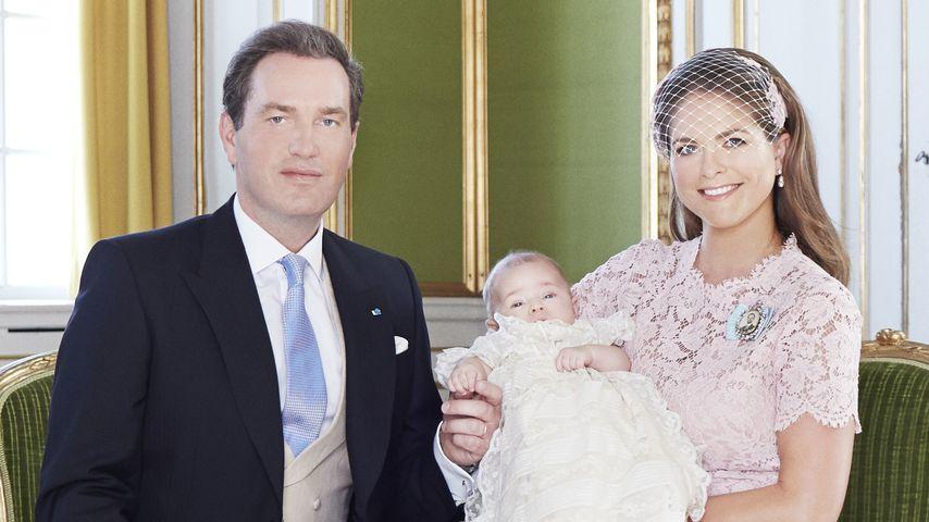 Taufe des Schweden-Prinzen: So war es bei Schwester Leonore