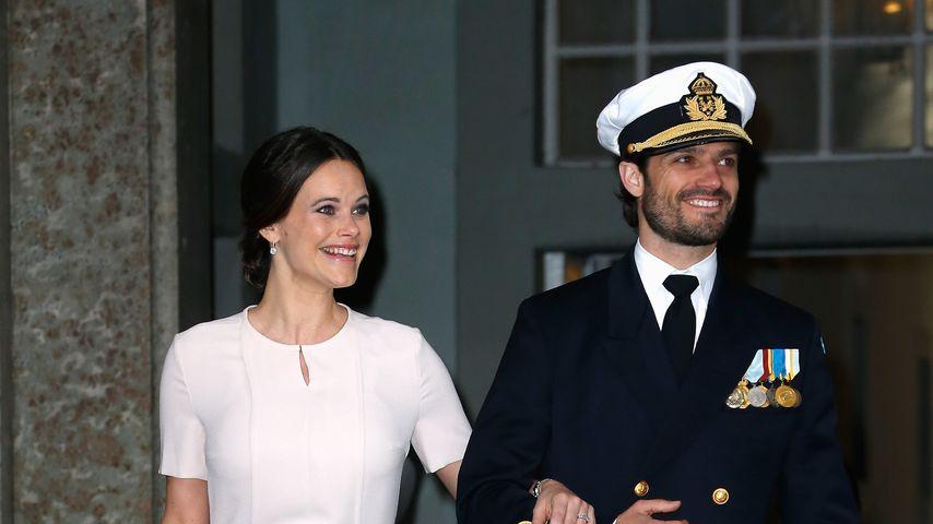 Patin für Oscar gesucht: Prinzessin Sofia hat die Nase vorn