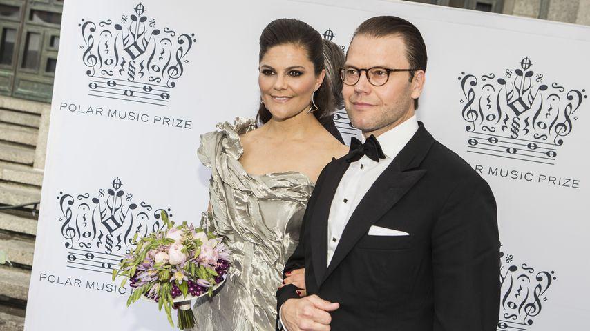 Prinzessin Victoria und Daniel von Schweden