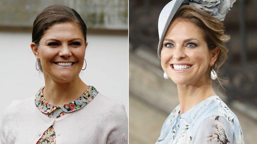 Verdienst: So reich sind Prinzessin Victoria & Madeleine