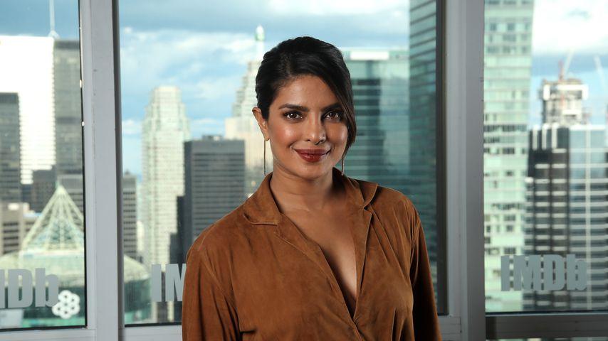 Priyanka Chopra, Schauspielerin