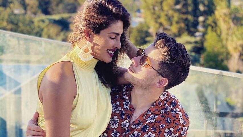 Zu Priyankas Geburtstag: Nick Jonas macht Liebeserklärung!