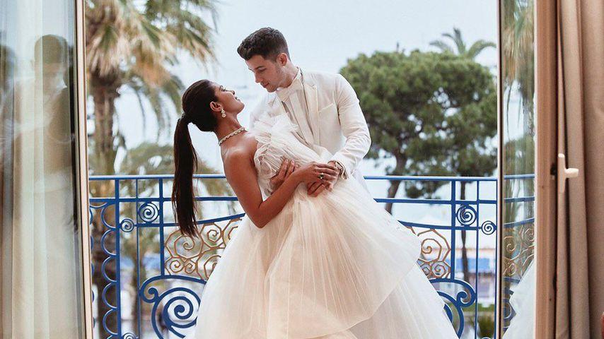 Ein Jahr verliebt: Nick Jonas über erstes Date mit Priyanka!