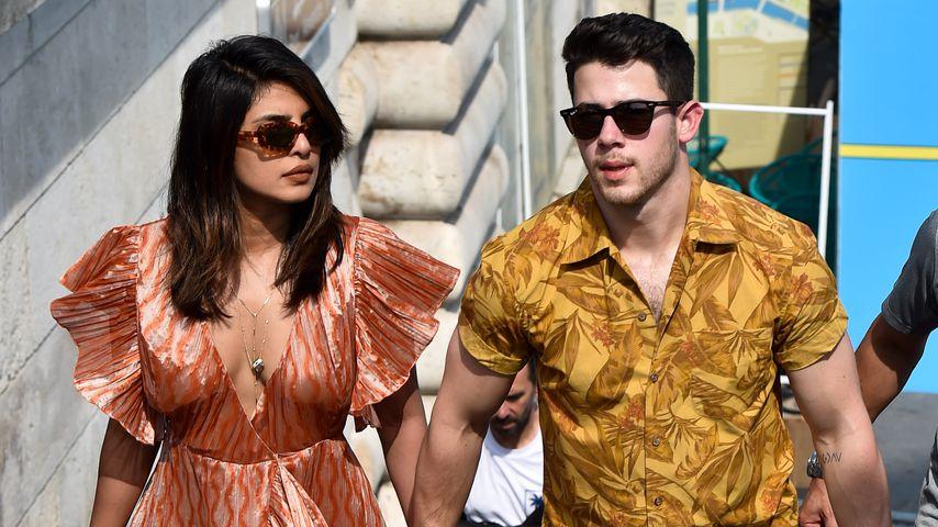 Es geht los: Jonas-Clan bricht zu Sophie & Joes Hochzeit auf