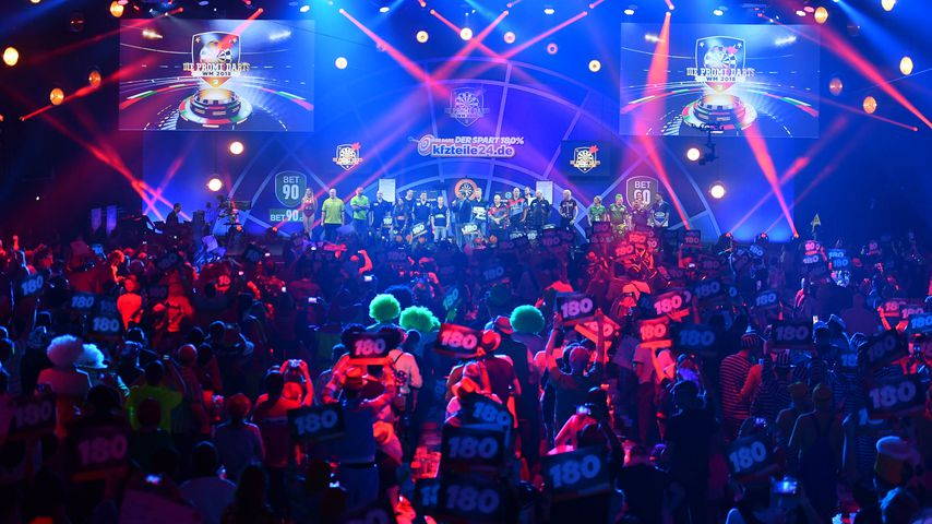 Promi-Darts-WM 2018