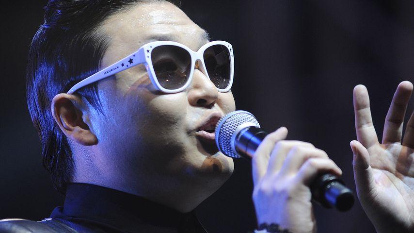 Video-Klicks: Psy schlägt Justin Bieber um Längen