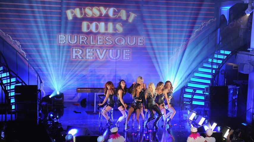 Pussycat Dolls, November 2011